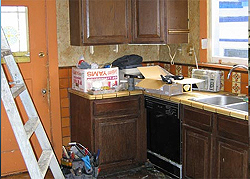 68 Garland Kitchen Before